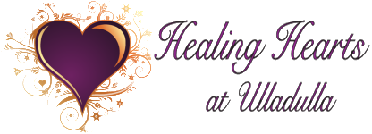 Healing Hearts at Ulladulla Logo